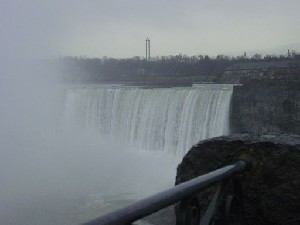 More Horseshoe Falls