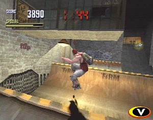 Old Tony Hawk